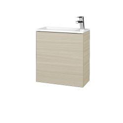 Dreja - Kúpeľňová skriňa VARIANTE SZD 50 - D04 Dub / D04 Dub / Levé (327729)