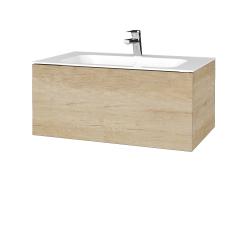 Dreja - Kúpeľňová skriňa VARIANTE SZZ 80 - D15 Nebraska / D15 Nebraska (268138)