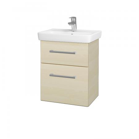Dreja - Kúpeľňová skriňa GO SZZ2 50 - D02 Bříza / Úchytka T03 / D02 Bříza (28155C)