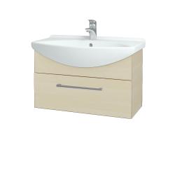 Dreja - Kúpeľňová skriňa TAKE IT SZZ 75 - D02 Bříza / Úchytka T03 / D02 Bříza (133832C)