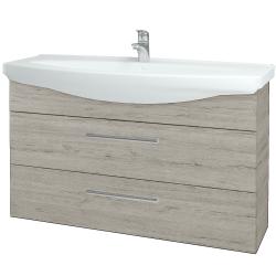 Dreja - Kúpeľňová skriňa TAKE IT SZZ2 120 - D05 Oregon / Úchytka T03 / D05 Oregon (134358C)