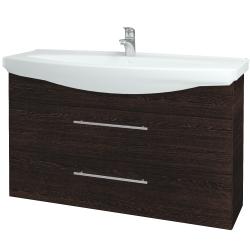 Dreja - Kúpeľňová skriňa TAKE IT SZZ2 120 - D08 Wenge / Úchytka T02 / D08 Wenge (134372B)
