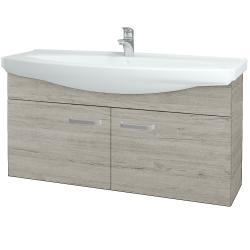 Dreja - Kúpeľňová skriňa TAKE IT SZD2 120 - D05 Oregon / Úchytka T01 / D05 Oregon (133559A)
