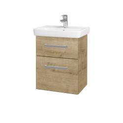 Dreja - Kúpeľňová skriňa GO SZZ2 50 - D09 Arlington / Úchytka T01 / D09 Arlington (148065A)