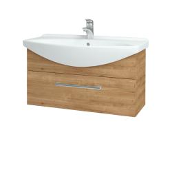 Dreja - Kúpeľňová skriňa TAKE IT SZZ 85 - D09 Arlington / Úchytka T03 / D09 Arlington (151270C)