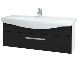 Dreja - Kúpeľňová skriňa TAKE IT SZZ 120 - N01 Bílá lesk / Úchytka T01 / N08 Cosmo (207397A)