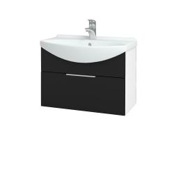 Dreja - Kúpeľňová skriňa TAKE IT SZZ 65 - N01 Bílá lesk / Úchytka T05 / N08 Cosmo (206758F)