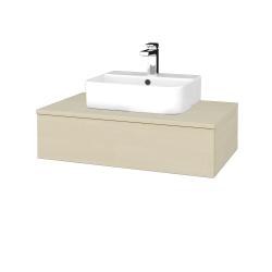Dreja - Kúpeľňová skrinka MODULE SZZ 80 - D02 Bříza / D02 Bříza (296940)