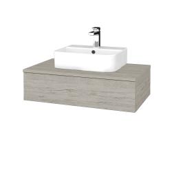 Dreja - Kúpeľňová skrinka MODULE SZZ 80 - D05 Oregon / D05 Oregon (296971)
