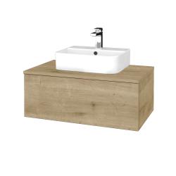 Dreja - Kúpeľňová skrinka MODULE SZZ1 80 - D09 Arlington / D09 Arlington (297473)