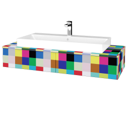 Dreja - Kúpeľňová skrinka MODULE SZZ2 120 - IND Individual / IND Individual (335779)