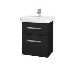 Dreja - Kúpeľňová skriňa GO SZZ2 50 - N08 Cosmo / Úchytka T01 / N08 Cosmo (204600A)