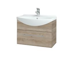 Dreja - Kúpeľňová skriňa TAKE IT SZZ 65 - D17 Colorado / Úchytka T02 / D17 Colorado (206673B)