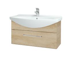 Dreja - Kúpeľňová skriňa TAKE IT SZZ 85 - D15 Nebraska / Úchytka T04 / D15 Nebraska (206970E)