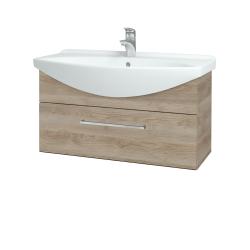 Dreja - Kúpeľňová skriňa TAKE IT SZZ 85 - D17 Colorado / Úchytka T04 / D17 Colorado (206994E)