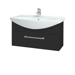 Dreja - Kúpeľňová skriňa TAKE IT SZZ 85 - N03 Graphite / Úchytka T03 / N03 Graphite (207083C)