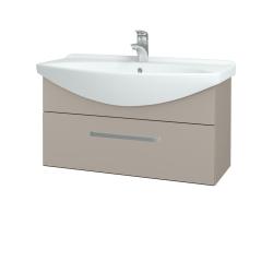 Dreja - Kúpeľňová skriňa TAKE IT SZZ 85 - N07 Stone / Úchytka T01 / N07 Stone (207106A)