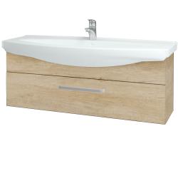 Dreja - Kúpeľňová skriňa TAKE IT SZZ 120 - D15 Nebraska / Úchytka T01 / D15 Nebraska (207298A)