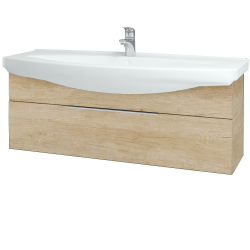 Dreja - Kúpeľňová skriňa TAKE IT SZZ 120 - D15 Nebraska / Úchytka T05 / D15 Nebraska (207298F)