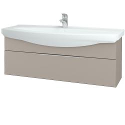 Dreja - Kúpeľňová skriňa TAKE IT SZZ 120 - N07 Stone / Úchytka T05 / N07 Stone (207427F)