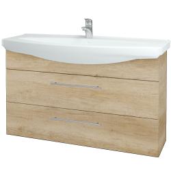 Dreja - Kúpeľňová skriňa TAKE IT SZZ2 120 - D15 Nebraska / Úchytka T02 / D15 Nebraska (208097B)