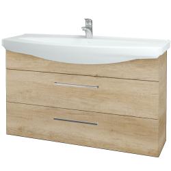 Dreja - Kúpeľňová skriňa TAKE IT SZZ2 120 - D15 Nebraska / Úchytka T04 / D15 Nebraska (208097E)
