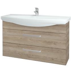 Dreja - Kúpeľňová skriňa TAKE IT SZZ2 120 - D17 Colorado / Úchytka T01 / D17 Colorado (208110A)