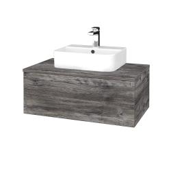 Dreja - Kúpeľňová skrinka MODULE SZZ1 80 - D10 Borovice Jackson / D10 Borovice Jackson (297480)