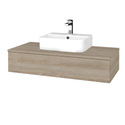 Dreja - Kúpeľňová skrinka MODULE SZZ 100 - D17 Colorado / D17 Colorado (298456)