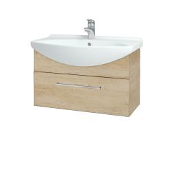 Dreja - Kúpeľňová skriňa TAKE IT SZZ 75 - D15 Nebraska / Úchytka T04 / D15 Nebraska (206819E)