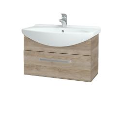 Dreja - Kúpeľňová skriňa TAKE IT SZZ 75 - D17 Colorado / Úchytka T01 / D17 Colorado (206833A)