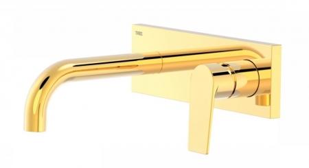 TRES - Jednopáková nástěnná baterieVčetně nerozdělitelného zabudovaného tělesa. Ramínko 170mm. (21120001OR)