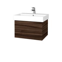 Dreja - Kúpeľňová skriňa VARIANTE SZZ 60 - D06 Ořech / D06 Ořech (259631)