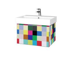 Dreja - Kúpeľňová skriňa VARIANTE SZZ 60 - IND Individual / IND Individual (259723)