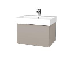 Dreja - Kúpeľňová skriňa VARIANTE SZZ 60 - N07 Stone / N07 Stone (259778)