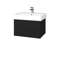 Dreja - Kúpeľňová skriňa VARIANTE SZZ 60 - N08 Cosmo / N08 Cosmo (259785)
