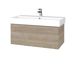 Dreja - Kúpeľňová skriňa VARIANTE SZZ 85 - D17 Colorado / D17 Colorado (261573)