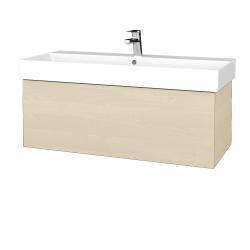 Dreja - Kúpeľňová skriňa VARIANTE SZZ 100 - D02 Bříza / D02 Bříza (262419)