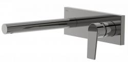 TRES - Jednopáková nástěnná baterieVčetně nerozdělitelného zabudovaného tělesa. Ramínko 213mm. (21120202KM)