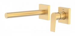 TRES - Jednopáková nástěnná baterieVčetně nerozdělitelného zabudovaného tělesa. Ramínko 213mm. (21120282OM)