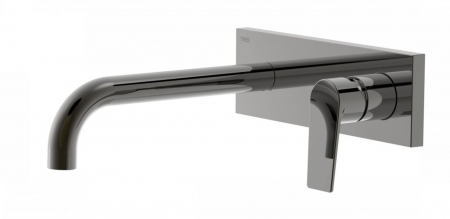 TRES - Jednopáková nástěnná baterieVčetně nerozdělitelného zabudovaného tělesa. Ramínko 224mm. (21120002KM)