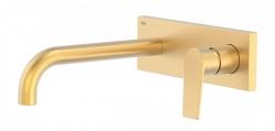 TRES - Jednopáková nástěnná baterieVčetně nerozdělitelného zabudovaného tělesa. Ramínko 224mm. (21120002OM)