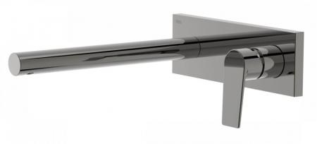 TRES - Jednopáková nástěnná baterieVčetně nerozdělitelného zabudovaného tělesa. Ramínko 253mm. (21120203KM)