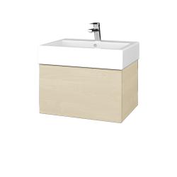Dreja - Kúpeľňová skriňa VARIANTE SZZ 60 - D02 Bříza / D02 Bříza (263355)