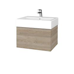 Dreja - Kúpeľňová skriňa VARIANTE SZZ 60 - D17 Colorado / D17 Colorado (263454)