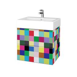 Dreja - Kúpeľňová skriňa VARIANTE SZZ2 60 - IND Individual / IND Individual (265830)