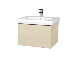 Dreja - Kúpeľňová skriňa VARIANTE SZZ 60 - D02 Bříza / D02 Bříza (270865)