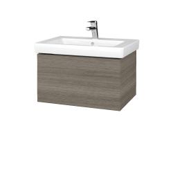 Dreja - Kúpeľňová skriňa VARIANTE SZZ 65 - D03 Cafe / D03 Cafe (271343)