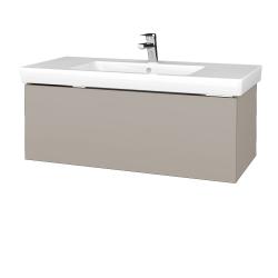 Dreja - Kúpeľňová skrinka VARIANTE SZZ 100 - N07 Stone / N07 Stone (272456)