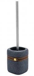 RIDDER - SUPERIOR WC kefa na postavenie, šedá (2232407)